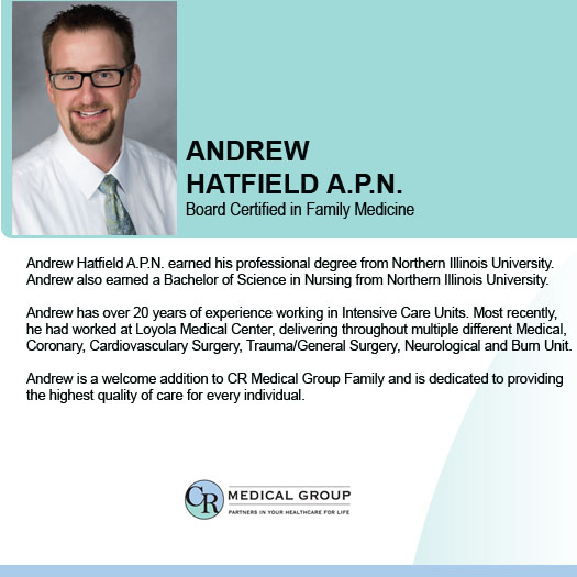 Andrew Hatfield A.P.N.